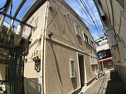 [一戸建] 大阪府大阪市福島区大開1丁目 の賃貸【/】の外観