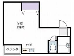 NKビル[3階]の間取り