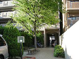 上原マンション[6階]の外観