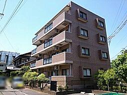 神奈川県藤沢市城南4丁目の賃貸マンションの外観