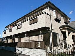 ハイツ斉藤[2階]の外観