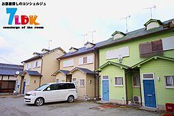 [タウンハウス] 奈良県橿原市城殿町 の賃貸【/】の外観
