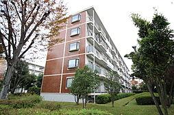 公団若葉台第二住宅[404号室]の外観