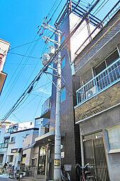姫松マンション[3階]の外観