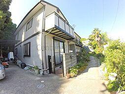 兵庫県西宮市上ケ原一番町の賃貸アパートの外観