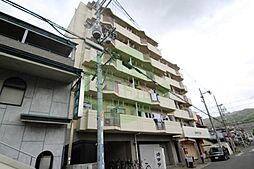 ツカサロイヤルハイツ瓢箪山[306号室]の外観