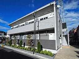 東武伊勢崎線 谷塚駅 徒歩18分の賃貸アパート