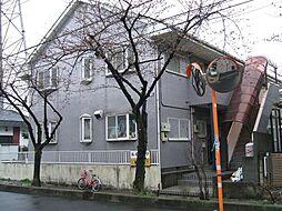 鶴ヶ曽根ハイツ[1階]の外観