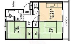 金山駅 7.3万円