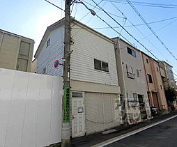 JR山陰本線 円町駅 徒歩4分の賃貸一戸建て