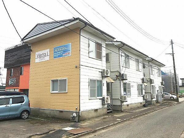 ヴィレッタI 1階の賃貸【秋田県 / 秋田市】