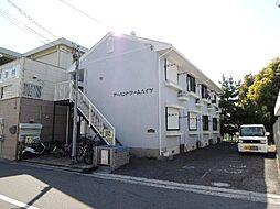 大阪府堺市西区鳳西町3丁の賃貸アパートの外観
