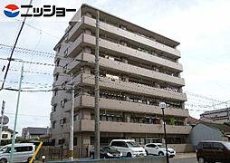 愛知県名古屋市北区垣戸町2丁目の賃貸マンションの外観