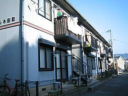 ルネ熊取[2階]の外観