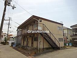 JR東海道・山陽本線 西明石駅 徒歩34分の賃貸アパート