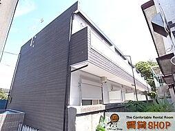 リブリ・谷津[2階]の外観