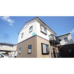 三重県鈴鹿市矢橋1丁目の賃貸アパートの外観