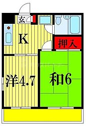 北綾瀬駅 5.6万円