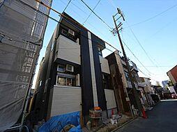 愛知県名古屋市中川区西日置1丁目の賃貸アパートの外観