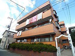 ガーデンシティ新松戸[3階]の外観