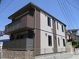 広島県広島市安佐南区長束1丁目の賃貸アパートの外観