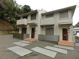 [テラスハウス] 神奈川県鎌倉市常盤 の賃貸【/】の外観