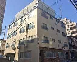 東京都文京区目白台1丁目の賃貸マンションの外観
