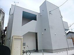 ラヴェリテ瓜生堂[203号室号室]の外観