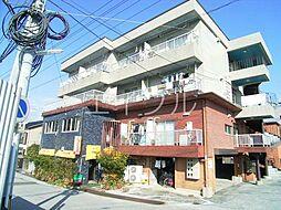 弘田マンション(桟橋)[3階]の外観