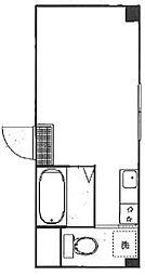 第8三井ビル[3階]の間取り