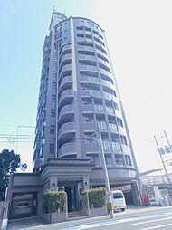 ニューサンリバー7番館[10階]の外観