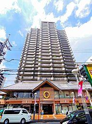 コンセールタワー所沢[10階]の外観