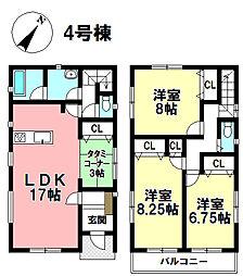 竹村駅 3,990万円