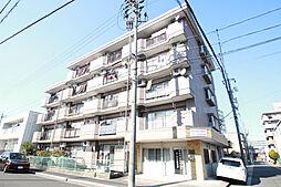 愛知県名古屋市天白区植田南1丁目の賃貸マンションの外観