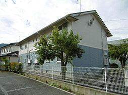 グリーンハイツミヤザワC棟[1階]の外観
