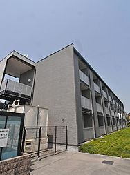 埼玉県志木市中宗岡5丁目の賃貸マンションの外観