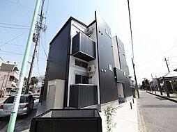 愛知県名古屋市中村区中村町2丁目の賃貸アパートの外観