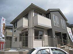 神奈川県横浜市都筑区荏田東3丁目の賃貸アパートの外観