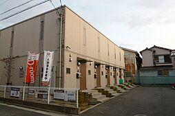 [タウンハウス] 大阪府堺市堺区香ヶ丘町3丁 の賃貸【/】の外観