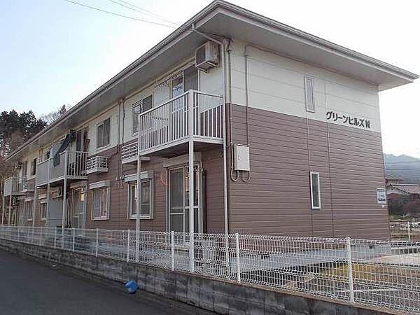 東京都あきる野市留原の賃貸アパート