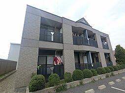 千葉県市原市辰巳台東5丁目の賃貸アパートの外観
