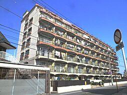 市川ファミリーマンション[517号室]の外観
