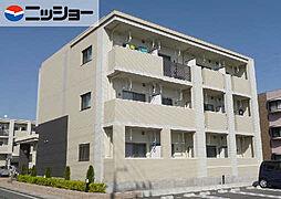 サンリットW I棟[2階]の外観