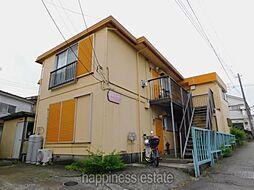 名倉コーポ[1階]の外観