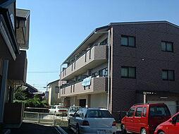 レジデンス若松[2階]の外観