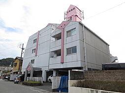 シャトー三和青山[1階]の外観