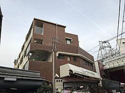 フィアスコート住吉大社[4階]の外観