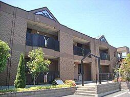 群馬県安中市高別当の賃貸アパートの外観