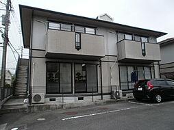 ファミール下賀茂II[1階]の外観