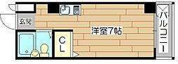 プレミアムコート[6階]の間取り